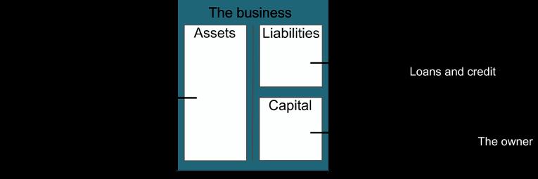 balance sheet sections - desktop