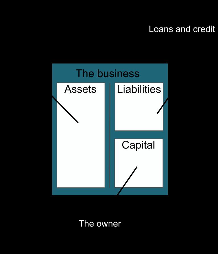 balance sheet sections - mobile